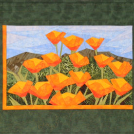 #155 Calif Poppies