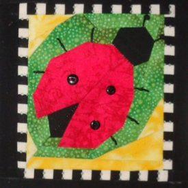 405 Apple & Ladybug #2