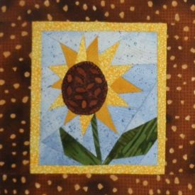 409  Sunflower & Coneflower #1