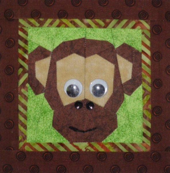 418 monkey new #1